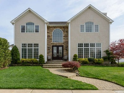 Single Family Home for sales at Colonial 2365 Maple Ave  Seaford, New York 11783 United States