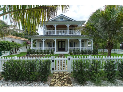 Maison unifamiliale for rentals at 260 3rd St N, Naples, FL 34102 260  3rd St  N Naples, Florida 34102 États-Unis