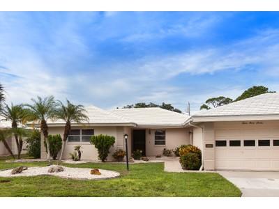 Nhà phố for sales at SORRENTO VILLAS 337  Dante Dr 337  Nokomis, Florida 34275 Hoa Kỳ