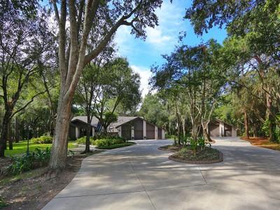 Casa Unifamiliar for sales at SORRENTO RANCHES 241  Sorrento Ranches Dr Nokomis, Florida 34275 Estados Unidos