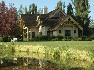 Casa Unifamiliar for sales at Valley Club 330 Valley Club Dr. Hailey, Idaho 83333 Estados Unidos