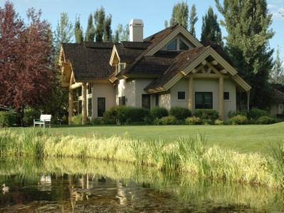 Single Family Home for sales at Valley Club 330 Valley Club Dr. Hailey, Idaho 83333 United States