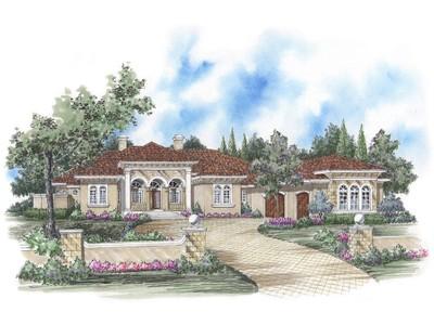 Single Family Home for sales at CLUB ESTATES REPLAT 4525  Club Estates Dr  Naples, Florida 34112 United States