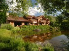 Villa for sales at Lodge Style Log Home 104 Silver Queen Dr Sun Valley, Idaho 83353 Stati Uniti