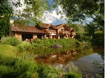 Villa for sales at Lodge Style Log Home 104 Silver Queen Dr  Elkhorn, Sun Valley, Idaho 83353 Stati Uniti