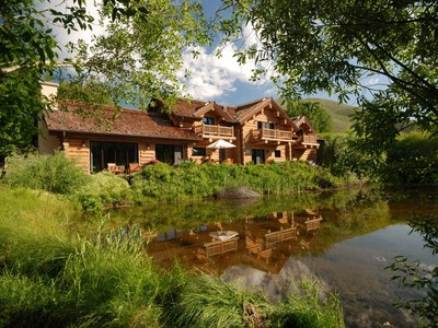 一戸建て for sales at Lodge Style Log Home 104 Silver Queen Dr Sun Valley, アイダホ 83353 アメリカ合衆国