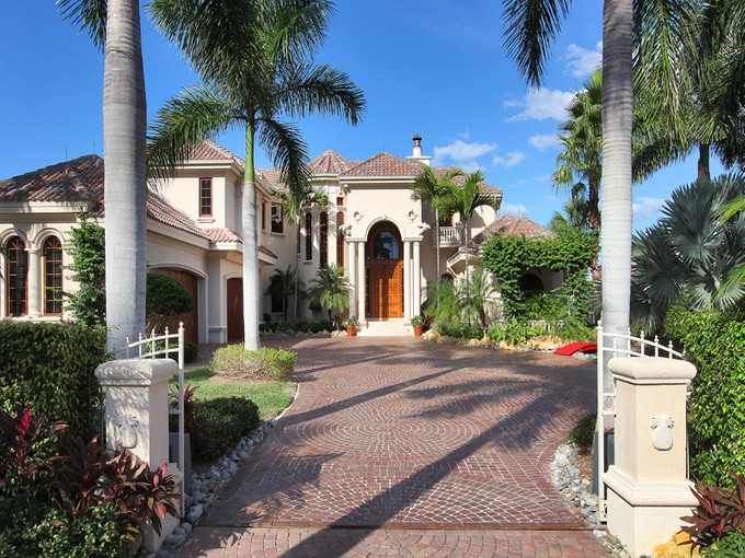 Single Family Home for sales at PORT ROYAL 775  Galleon Dr Naples, Florida 34102 United States