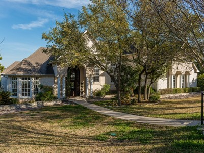 Single Family Home for sales at Hill Country Living 611 Crystal Creek Dr Austin, Texas 78746 United States