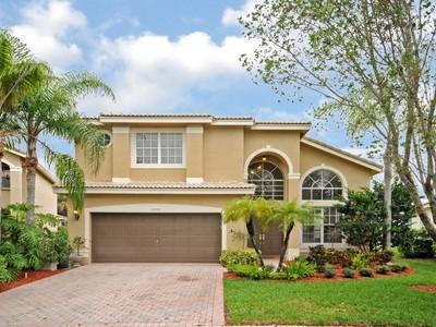 獨棟家庭住宅 for sales at 19059 Skyridge Circle , Boca Raton, FL 33498 19059  Skyridge Circle Boca Raton, 佛羅里達州 33498 美國