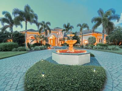 Casa para uma família for sales at FOUNDERS CLUB 8254  Roseburn Ct Sarasota, Florida 34240 Estados Unidos