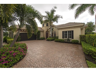 Single Family Home for sales at FIDDLER'S CREEK - MAJORCA 8584  Majorca Ln Naples, Florida 34114 United States