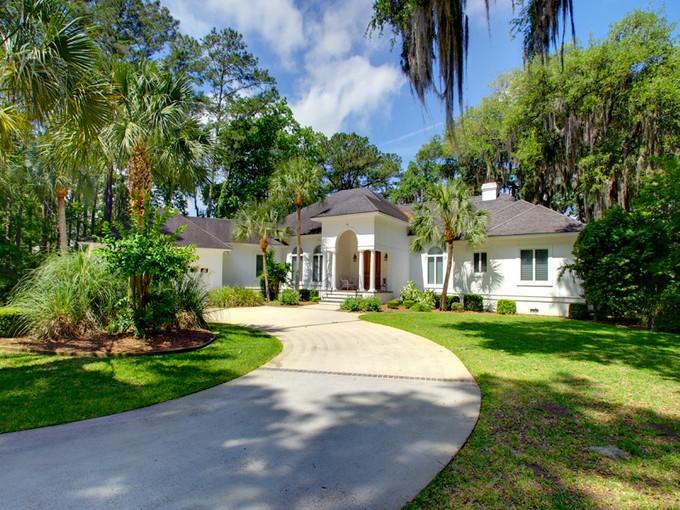 Single Family Home for sales at Butler Lake 159 Butler Lake Drive   St. Simons Island, Georgia 31522 United States