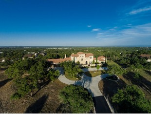 Single Family Home for sales at Private Hilltop Home in Bridlewood 28206 Bridle Path Boerne, Texas 78006 United States