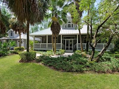 Single Family for sales at 6480 Sandalwood Ln  Naples, Florida 34109 United States