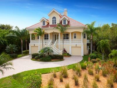 Moradia for sales at MARCO ISLAND - HIDEAWAY BEACH 381  Red Bay Ln Marco Island, Florida 34145 Estados Unidos