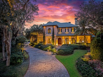 Maison unifamiliale for sales at THE OAKS 931  Blue Heron Overlook Osprey, Florida 34229 États-Unis