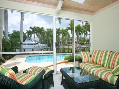 Maison unifamiliale for rentals at PORT ROYAL 3275  Gin Ln Naples, Florida 34102 États-Unis