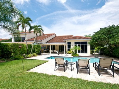 Maison unifamiliale for sales at 5826 NW 24 Terr , Boca Raton, FL 33496   Boca Raton, Florida 33496 États-Unis