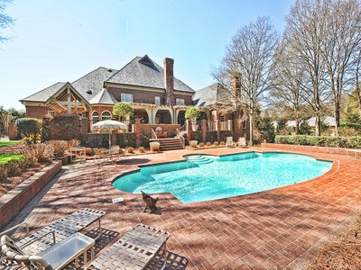 獨棟家庭住宅 for sales at MORROCROFT ESTATES 7501  Morrocroft Farms Ln Charlotte, 北卡羅來納州 28211 美國