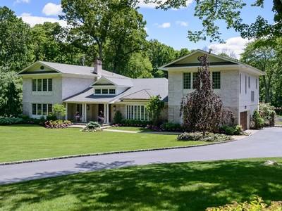 단독 가정 주택 for sales at Contemporary 6 Valerie Dr Upper Brookville, 뉴욕 11545 미국