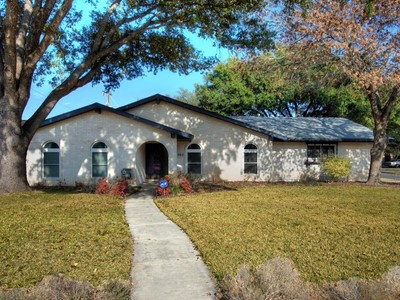 Single Family Home for sales at Charming Four Bedroom for Lease 10502 Portrait Ct San Antonio, Texas 78217 United States