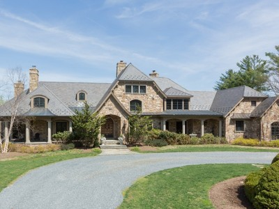 Single Family Home for sales at French Normandy Masterpiece 626 Philip Digges Dr Great Falls, Virginia 22066 United States
