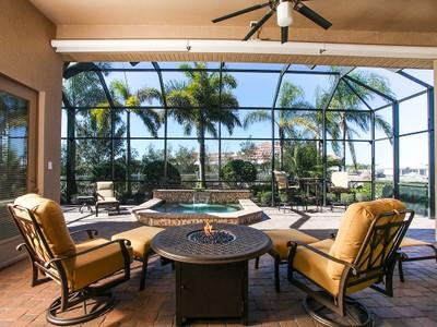 独户住宅 for sales at COUNTRY CLUB EAST AT LAKEWOOD RANCH 14504  Leopard Creek Pl Lakewood Ranch, 佛罗里达州 34202 美国