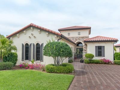 Nhà ở một gia đình for sales at NAPLES - TREVISO BAY 9441  Napoli Ln Naples, Florida 34113 Hoa Kỳ