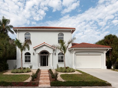 Single Family Home for sales at VENICE GULF VIEW 212  Park Blvd  S Venice, Florida 34285 United States