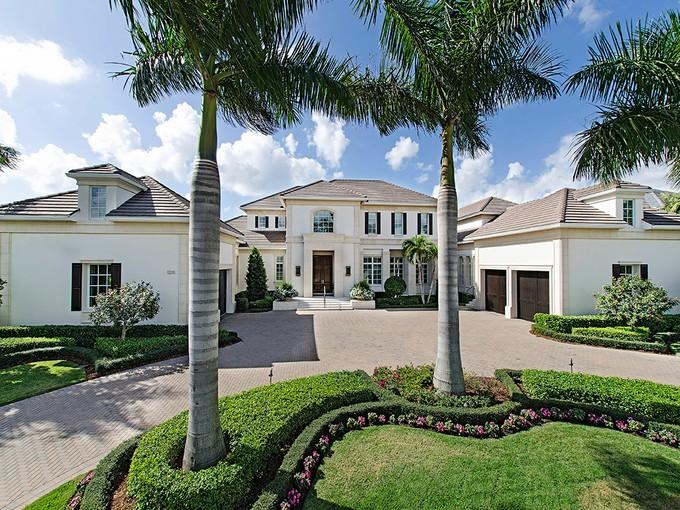 Maison unifamiliale for sales at GREY OAKS - ESTUARY AT GREY OAKS 1235  Gordon River Trl Naples, Florida 34105 États-Unis