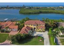 Maison unifamiliale for sales at SORRENTO SHORES 505  Velasquez Dr   Osprey, Florida 34229 États-Unis