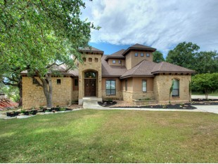 Single Family Home for sales at Stunning Custom Home in Timberwood Park 1519 Silent Hollow San Antonio, Texas 78260 United States
