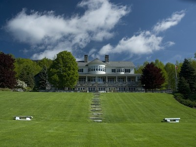 Single Family Home for sales at BIRCHMEADOW 415 Uphill Lane Dorset, Vermont 05253 United States
