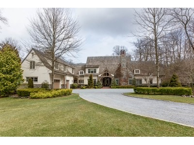 Single Family Home for sales at Acorn Hill 3 Saddle Ridge Rd Old Westbury, New York 11568 United States