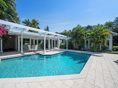 Single Family Home for sales at OLD NAPLES 266  Central Ave Naples, Florida 34102 United States