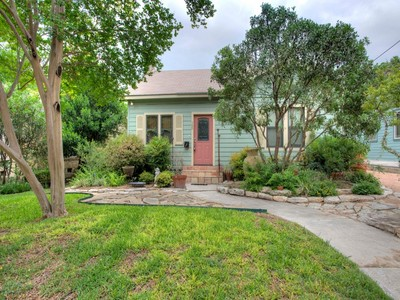 Single Family Home for sales at Charming Cottage in Alamo Heights 135 Inslee Ave San Antonio, Texas 78209 United States