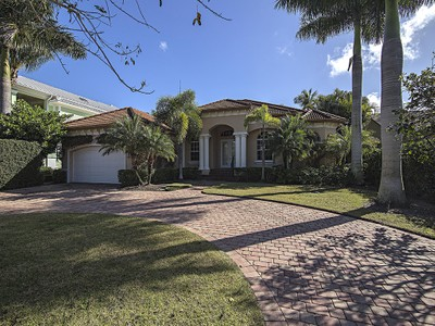 Single Family for rentals at 2035 Snook Dr  Naples, Florida 34102 United States