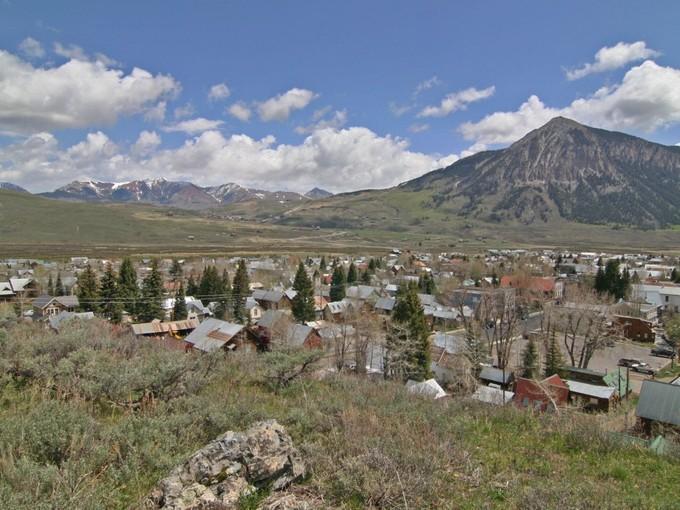 Terrain for sales at TBD Sopris Avenue  Crested Butte, Colorado 81224 États-Unis