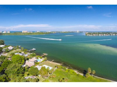 独户住宅 for sales at SIESTA KEY 3344  Gulfmead Dr  Sarasota, 佛罗里达州 34242 美国