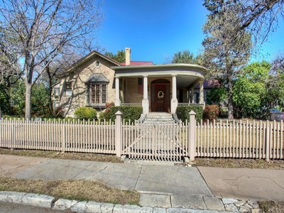 Single Family Home for sales at Gorgeous Home Steps From Riverwalk 222 E Guenther St San Antonio, Texas 78204 United States