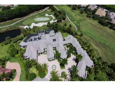 Частный односемейный дом for sales at GREY OAKS -ESTATES 2956  Bellflower Ln   Naples, Флорида 34105 Соединенные Штаты