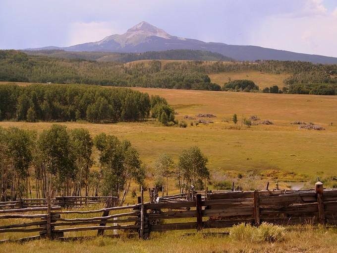 土地 for sales at Tract 2 County Road P52 Tract 2 CR P52   Telluride, コロラド 81435 アメリカ合衆国