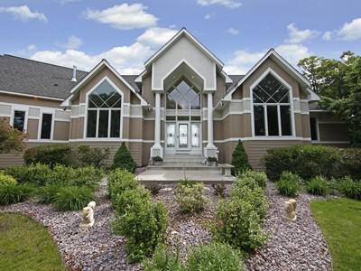 Single Family Home for sales at 17751 Oakland Drive NE   Ham Lake, Minnesota 55304 United States