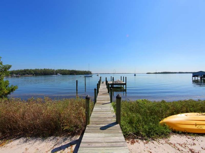 Đất đai for sales at LONGBOAT KEY Cedar St   Longboat Key, Florida 34228 Hoa Kỳ