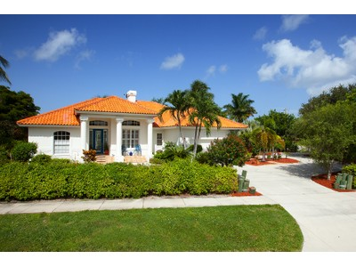 Single Family Home for sales at MARCO ISLAND - HEATHWOOD 70 S Heathwood Dr  Marco Island, Florida 34145 United States