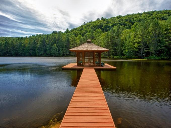 Многосемейный дом for sales at Forsyth Pond 5140 Route 113   Thetford, Вермонт 05075 Соединенные Штаты