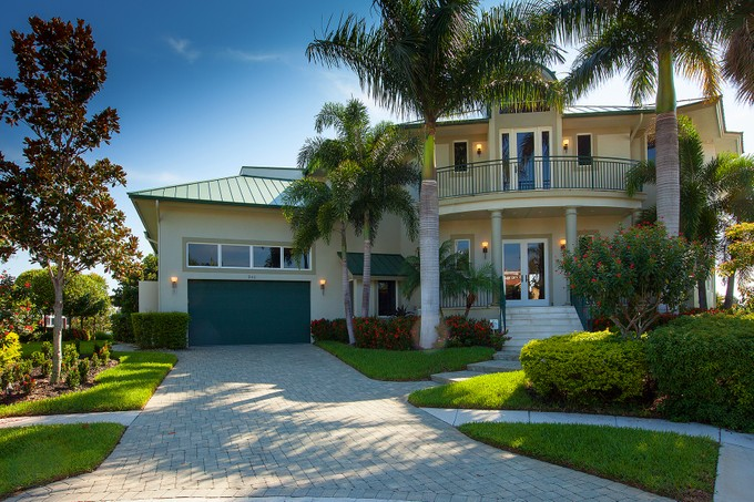 Single Family Home for sales at MARCO ISLAND - TULIP COURT 940  Tulip Ct Marco Island, Florida 34145 United States