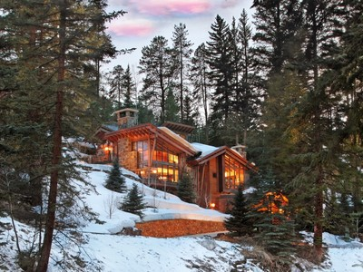 Single Family Home for  at 54 Beaver Dam Road  Vail, Colorado 81657 United States