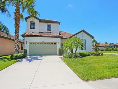 Single Family Home for sales at VENETIAN FALLS 20601  Capello Dr Venice, Florida 34292 United States