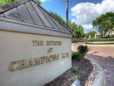 Земля for sales at Fantastic Lot in Champions Run 5 Champions Run  San Antonio, Техас 78258 Соединенные Штаты
